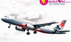Vé máy bay đi Buôn Mê Thuột Siêu KM từ TP HCM (Jestar)