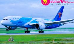 Vé máy bay đi BẮC KINH Siêu KM từ TP HCM (China Southern)
