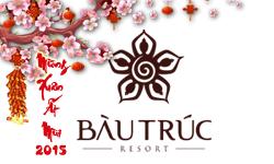 Khách sạn Bàu Trúc Ninh Chữ tết Ất Mùi 2015
