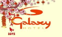 Khách sạn Galaxy Nha Trang dịp tết Âm Lịch 2015