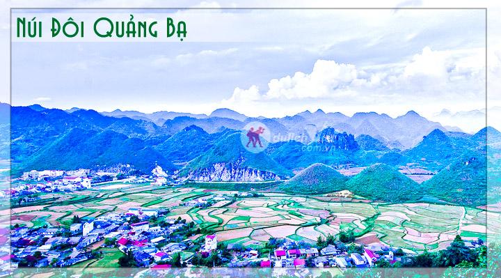 Du Lịch Đông Bắc: Sài Gòn – Hà Giang – Sủng Là – Lũng Cú (T3/2016)