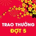 """Du lịch Việt trao giải """"Du xuân thỏa thích, trúng Honda Lead"""" đợt 5"""