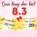 Quà tặng đặc biệt 8.3 – Đẹp hơn mỗi ngày cùng Du Lịch Việt