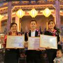 Du Lịch Việt đạt 3 giải thưởng Thương hiệu Du lịch TP.HCM 2014