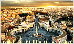Du lịch hành hương Ý: Rome – Vatican – Assisi 6 ngày từ Tp.HCM