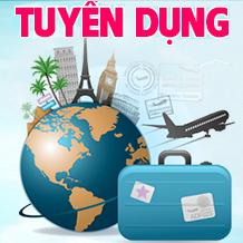 Du Lịch Việt tuyển dụng nhân viên kinh doanh