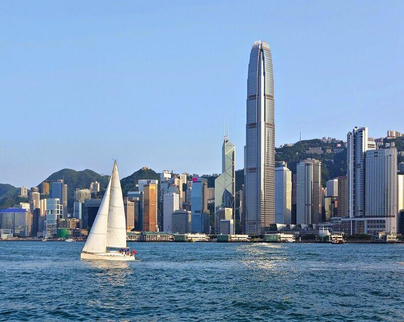 Bờ vịnh Victoria - Điểm du lịch Hồng Kông nổi tiếng
