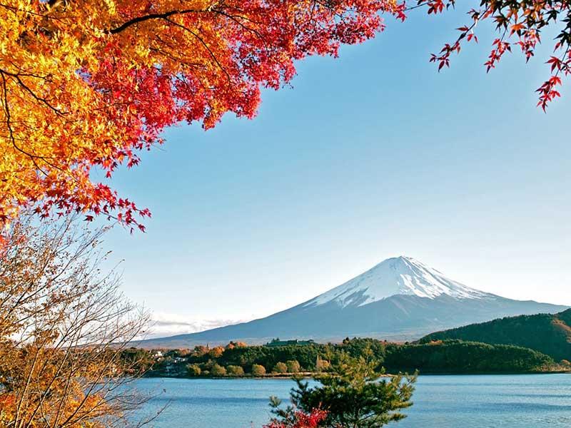 Du lịch Nhật Bản - Núi phú sĩ
