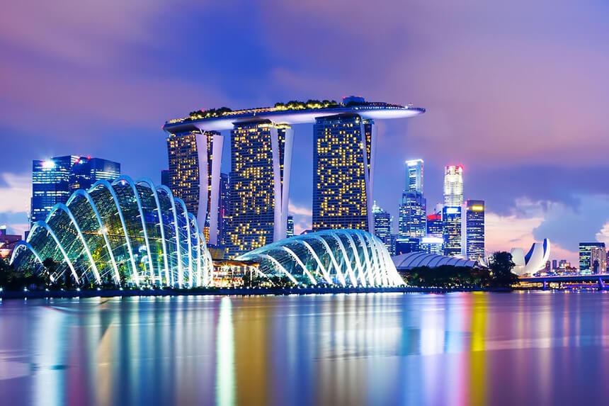 Kinh nghiệm đi du lịch Châu Á và những điểm đến không thể bỏ qua