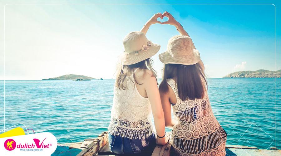 Du lịch Đảo Bình Hưng - Ninh Chữ mùa Thu 3 ngày giá tốt khởi hành từ Sài Gòn