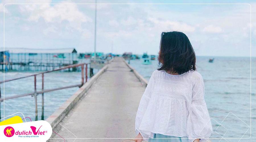 Tour Hà Tiên - Phú Quốc: Bãi Sao - Vinpearland - Tặng câu cá, ngắm san hô mùa Thu từ Sài Gòn