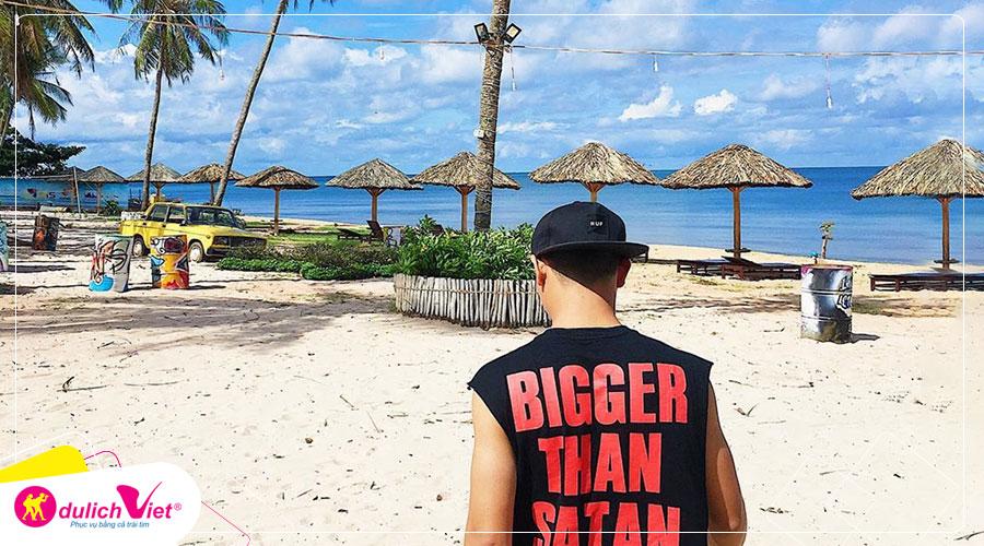 Du lịch Tết Nguyên Đán 2020 - Tour Free & Easy Phú Quốc 3 ngày 2 đêm