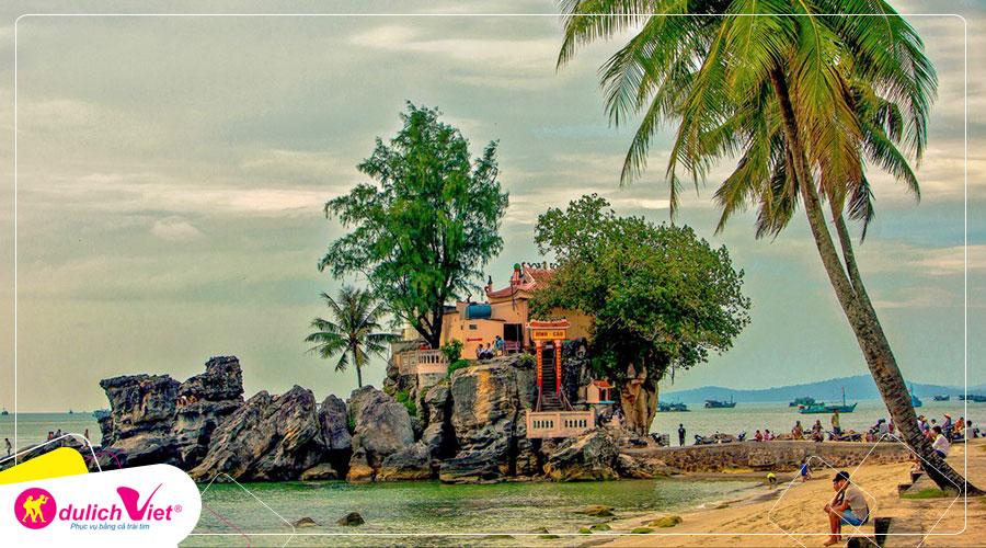 Tour Phú Quốc - Ngắm hoàng hôn tại Sunset Sanato (Tặng tour câu cá, lặn ngắm san hô, 20kg hành lý)
