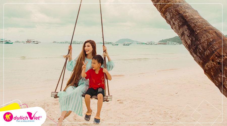 Du lịch Miền Tây - Tour Hà Tiên - Phú Quốc - Bãi Sao 4 ngày từ Sài Gòn