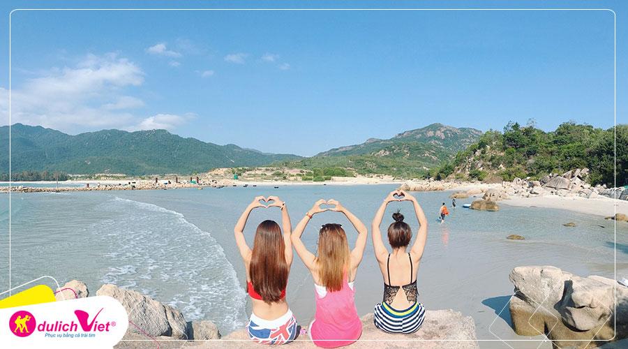 Du lịch Tết Nguyên Đán 2020 - Cam Ranh - Đảo Bình Ba 2N2Đ từ Sài Gòn