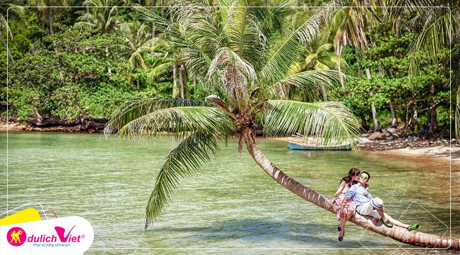 Tour du lịch đảo Nam Du mùa thu, khám phá đảo Nam Du 2 ngày từ Sài Gòn
