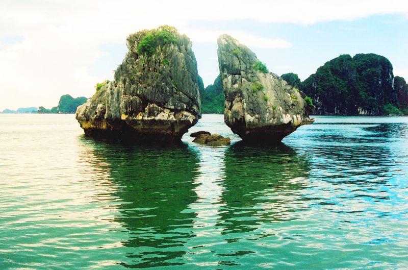 Du lịch Hạ Long, Vịnh Hạ Long điểm du lịch nổi tiếng tại Vịnh Bắc Bộ