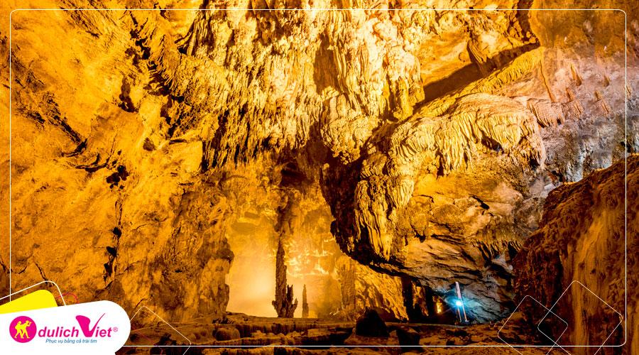 Tour du lịch Miền Bắc - Bắc Kạn - Cao Bằng - Thác Bản Giốc 5 ngày mùa Thu từ Sài Gòn