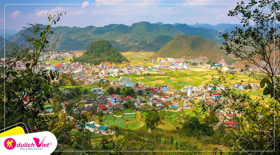 Tour du lịch Miền Bắc - Hà Giang - Quảng Bạ - Lũng Cú - Mèo Vạc 4 ngày mùa Thu từ Sài Gòn