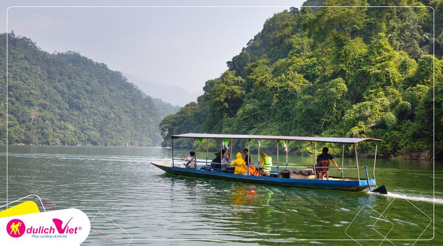 Tour du lịch Miền Bắc - Cao Bằng - Hà Giang - Thác Bản Giốc 6 ngày mùa hoa tam giác mạch từ Sài Gòn
