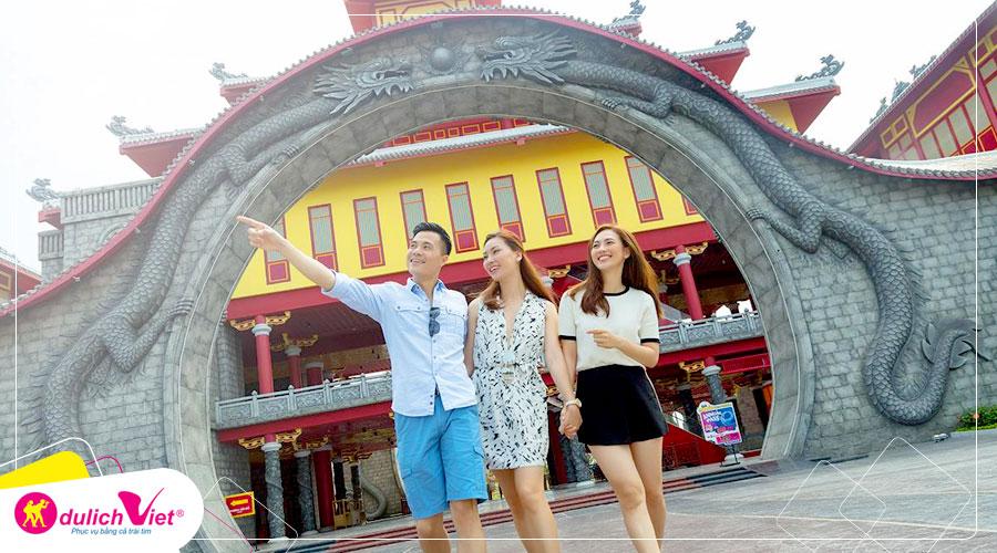 Du lịch Miền Bắc - Tràng An - Hà Nội - Hạ Long - Sapa - Ninh Bình mùa Thu 6 ngày từ Sài Gòn