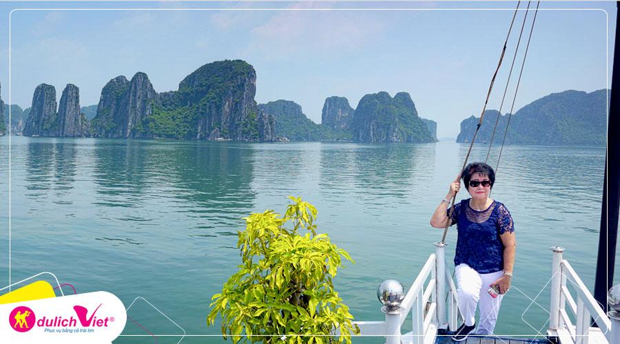Du lịch Miền Bắc - Hà Nội - Hạ Long- Sapa - Fansipan 4N3Đ từ Sài Gòn 2020
