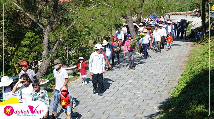 Du lịch Hà Nội - Viếng Mộ Đại Tướng - Ngã Ba Đồng Lộc - Đền Ông Hoàng Mười từ Hà Nội 2020