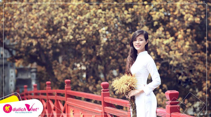 Du lịch Hà Nội - Hạ Long - Sapa 4 ngày 3 đêm bay Vietnam Airlines từ Sài Gòn 2020