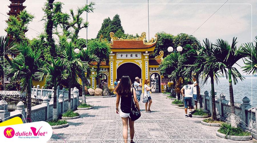 Tour du lịch Miền Bắc - Hà Nội - Hạ Long - Sapa mùa Thu 4 ngày từ Sài Gòn