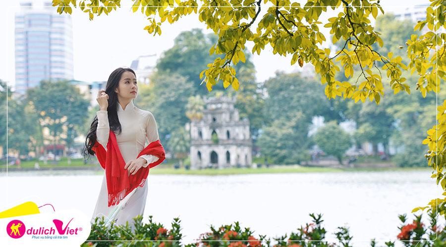 Du lịch Miền Bắc - Hạ Long - Ninh Bình - Sapa khuyến mãi Vietnam Airlines