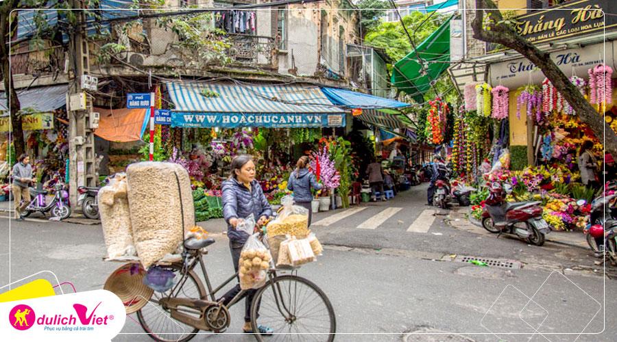 Du Lịch Hà Nội - Sapa - Chinh Phục Fansipan 4 ngày bay từ Sài Gòn