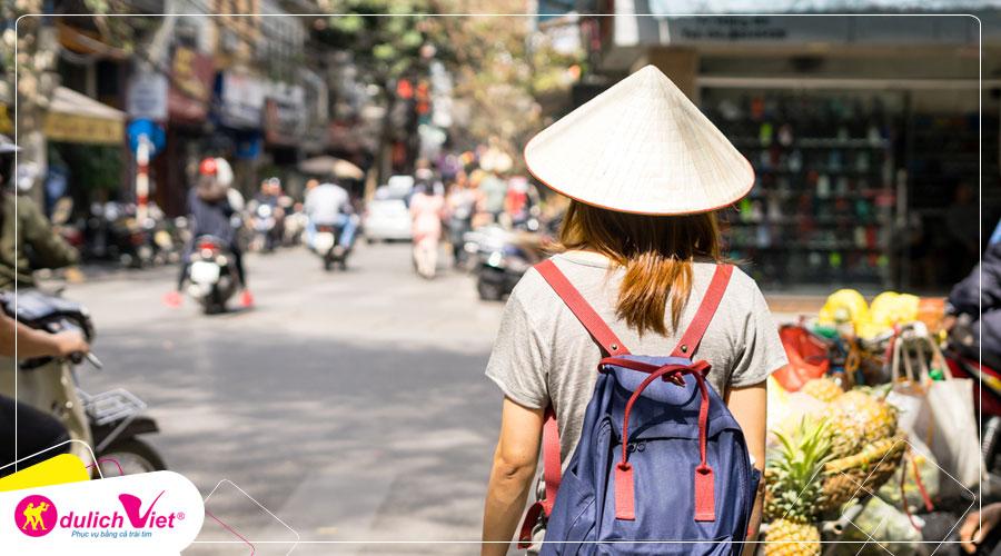 Du lịch Miền Bắc - Đông Bắc - Tây Bắc - Hà Nội - Hà Giang - Đền Hùng 5 ngày từ Sài Gòn
