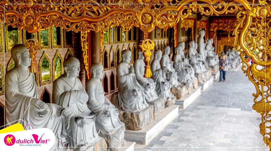 Du lịch Miền Bắc - Tràng An - Bái Đính - Hà Nội mùa Hè từ Sài Gòn