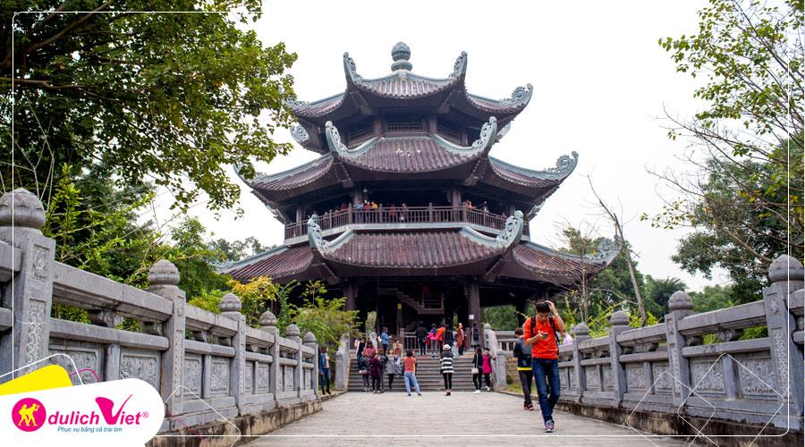 Du lịch Miền Bắc - Hà Nội - Hạ Long - Ninh Bình 4 ngày Tết Dương Lịch 2020