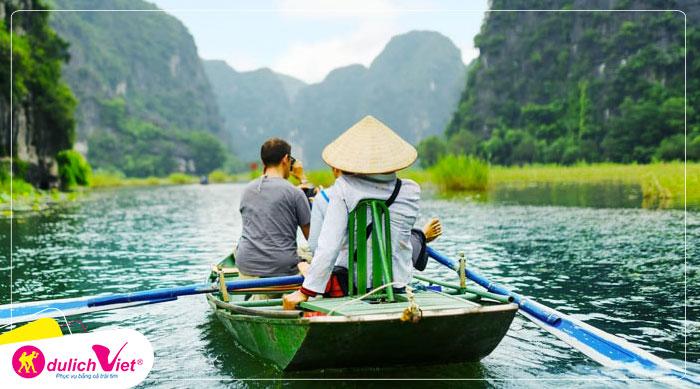 Du lịch Hà Nội - Hoa Lư - Tam Cốc từ Hà Nội 2020