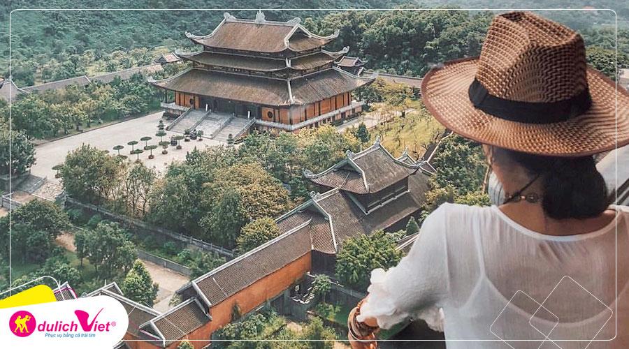 Du lịch Chùa Bái Đính - Tràng An 1 ngày khởi hành từ Hà Nội