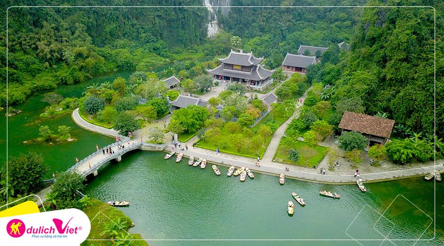 Du Lịch Miền Bắc - Hạ Long - Ninh Bình 3 ngày khởi hành từ Sài Gòn