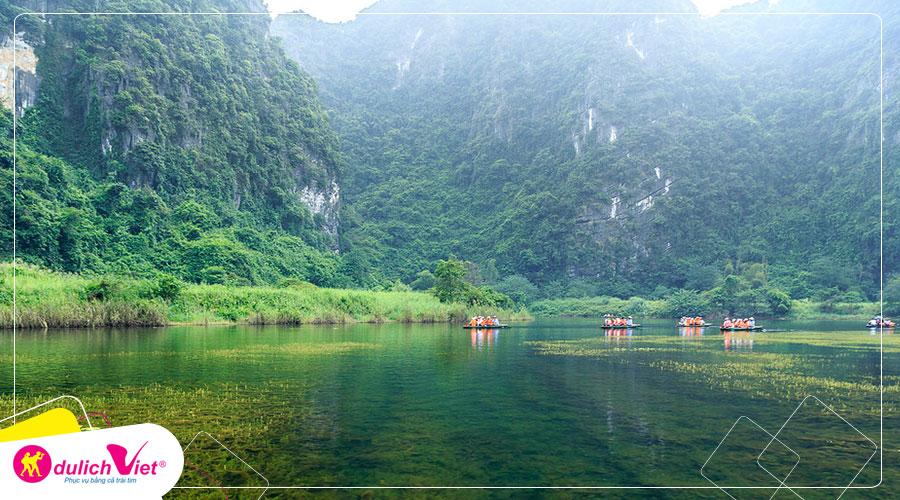 Du lịch Miền Bắc - Tràng An - Hà Nội - Hạ Long - Hải Phòng - Ninh Bình Hè 2019 từ Sài Gòn