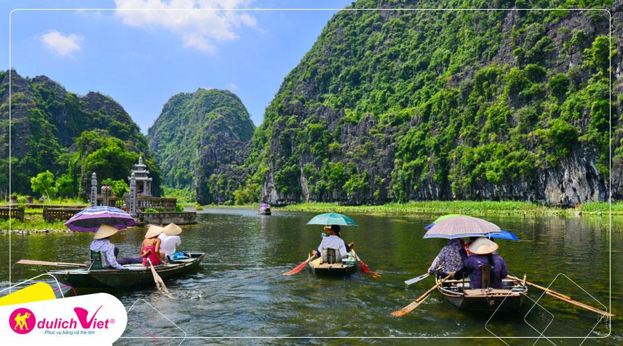 Du lịch Miền Bắc - Hà Nội - Hạ Long - Tràng An - Bái Đính từ Sài Gòn