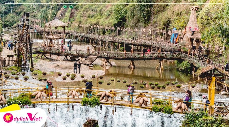 Du lịch Miền Bắc - Hà Giang - Lũng Cú - Đền Hùng 5 ngày Tết Nguyên Đán 2020 từ Sài Gòn