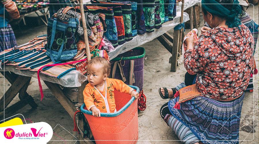 Tour du lịch Miền Bắc - Tràng An - Hà Nội - Hạ Long - Sapa - Ninh Bình 6 ngày mùa Hè từ Sài Gòn