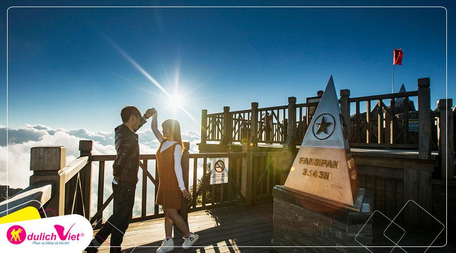 Tour du lịch Hè Hà Nội - Hạ Long - Sapa 5 ngày 4 đêm khởi hành từ Sài Gòn