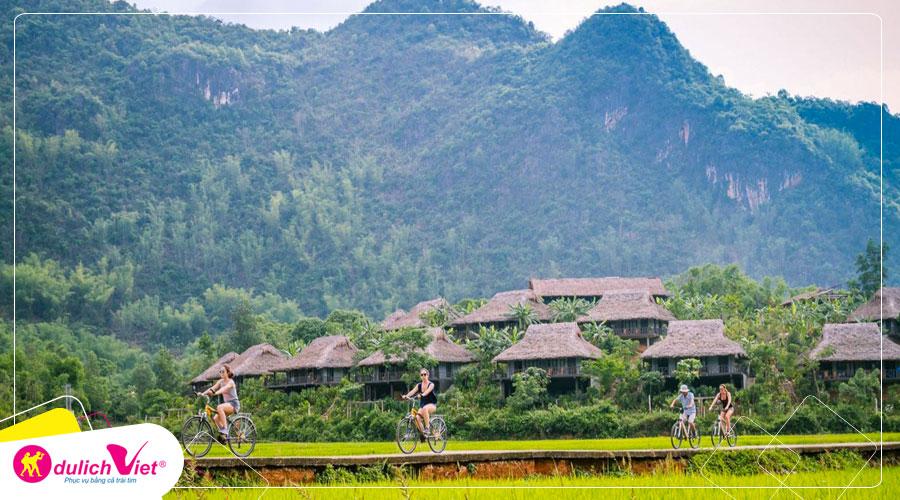 Tour du lịch Miền Bắc - Tây Bắc - Mai Châu - Mộc Châu - Yên Bái - Sapa mùa lúa chín từ Sài Gòn