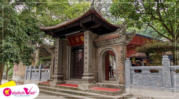 Du lịch Hà Nội - Đền Bảo Hà - Hà Nội 1 ngày từ Hà Nội 2021
