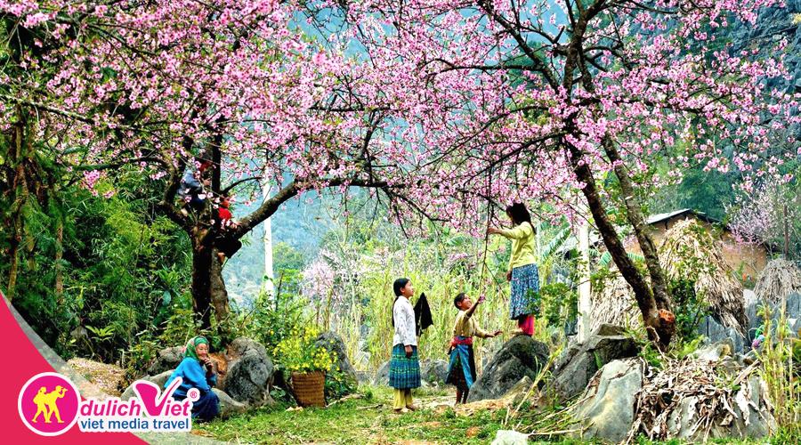 Du lịch Miền Bắc - Du lịch Tây Bắc (Hà Nội - Mộc Châu - Sơn La - Điện Biên - Sapa - Phú Thọ) từ Sài Gòn mùa Lễ 30/4 giá tốt 2019