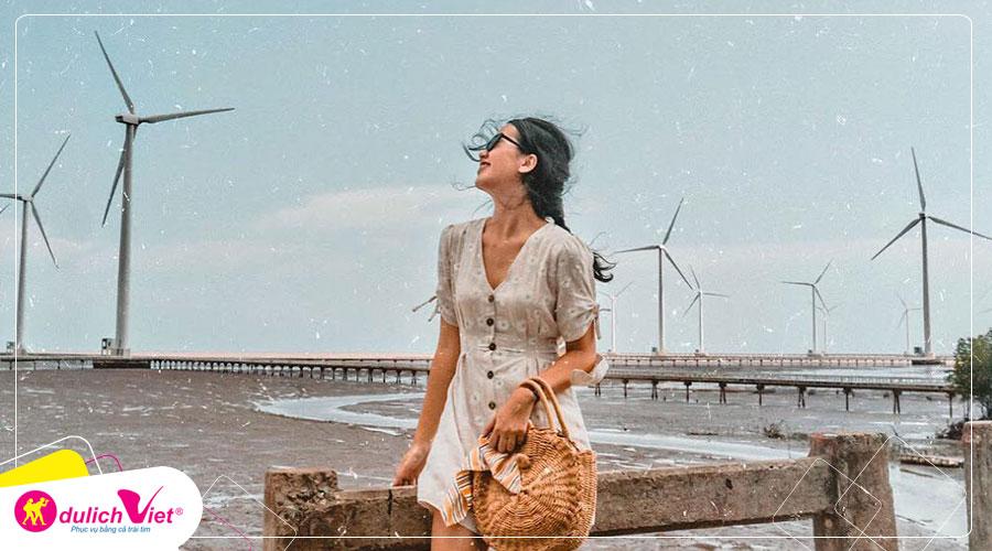 Tour du lịch Bạc Liêu mùa Thu, tham quan Quan Âm Phật Đài Mẹ Nam Hải 1 ngày từ Sài Gòn