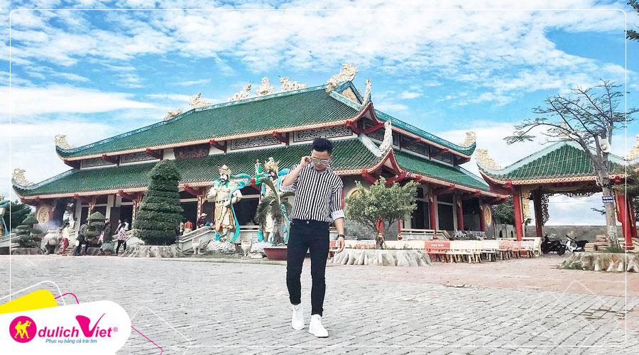 Du lịch Bạc Liêu - Quan Âm Phật Đài Mẹ Nam Hải 1 ngày giá tiết kiệm