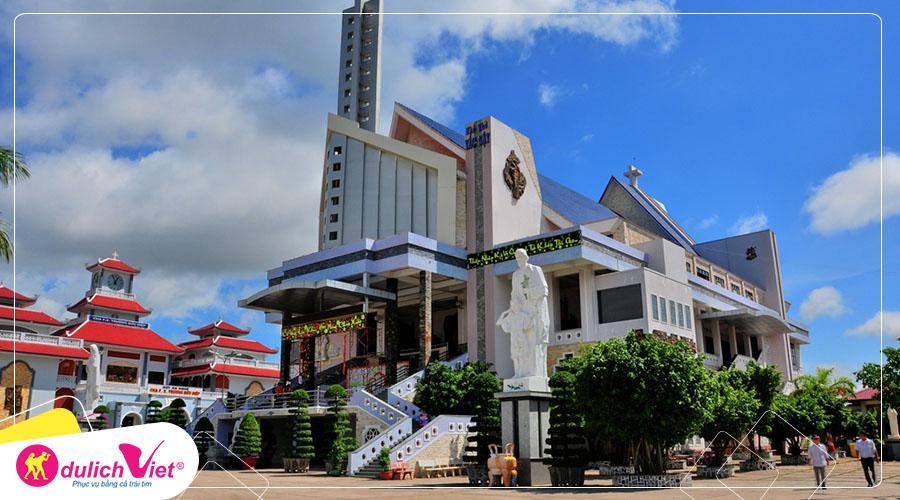 Du lịch Miền Tây - Du lịch Cà Mau - Bạc Liêu - Sóc Trăng dịp Lễ 2/9 từ Sài Gòn