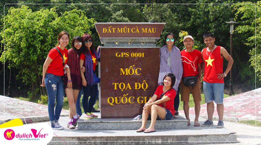 Tour du lịch Cà Mau mùa nước nổi, tham quan Bạc Liêu - Sóc Trăng 2 ngày từ Sài Gòn