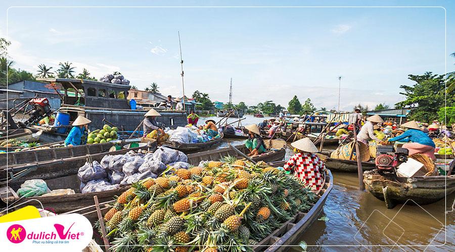 Du lịch Miền Tây - Tour Mỹ Tho - Cần Thơ 2 ngày khởi hành từ Sài Gòn